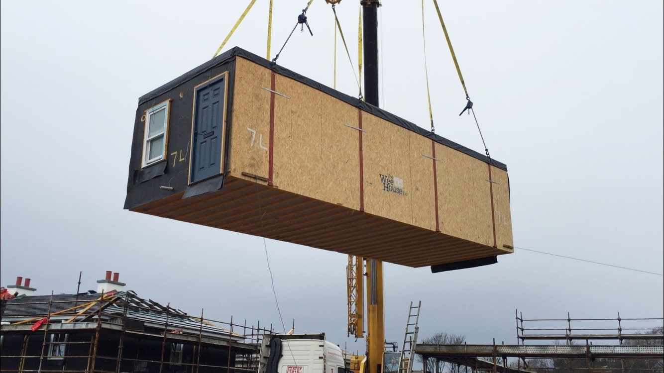 The Wee House Company Modular Homes Affordable Housing