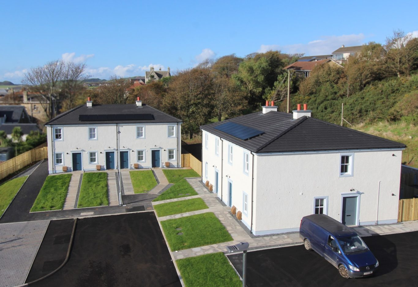 Modular Home & Kit House Builders Affordable Housing Partnerships The Wee House Company