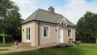 Studio Modular Home The Wee House Company