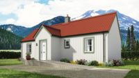 Two Bedroom Cottage Modular Home The Wee House Company